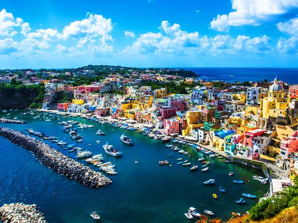 Colores del Mediterráneo