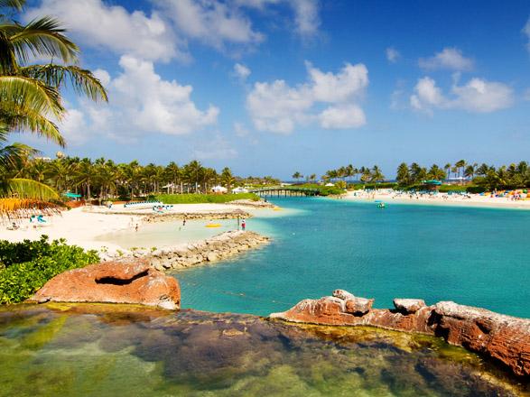 Bahamas, Puerto Rico, St. Maarten