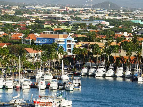 Panamá, Colombia, Antillas Holandesas, Aruba
