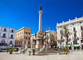 Crucero Palermo(Italia)