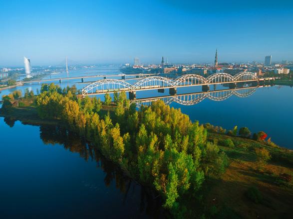 Letonia, Estonia, Rusia, Finlandia, Suecia, Lituania