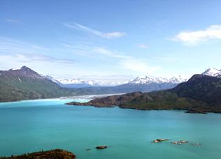Glaciar Sawyer: Alaska