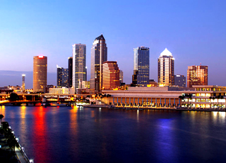 Caribe Occidental desde Tampa