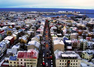 Croisière Akureyri(Islande)