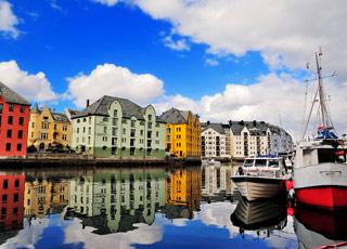Croisière Norvège
