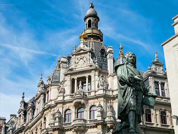 Croisière Anvers(Belgique)