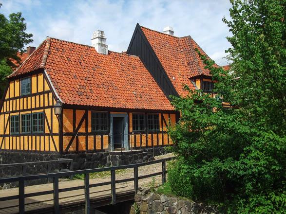 Croisière Arhus(Danemark)