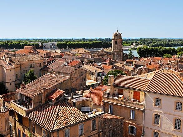 Croisière Arles(France)