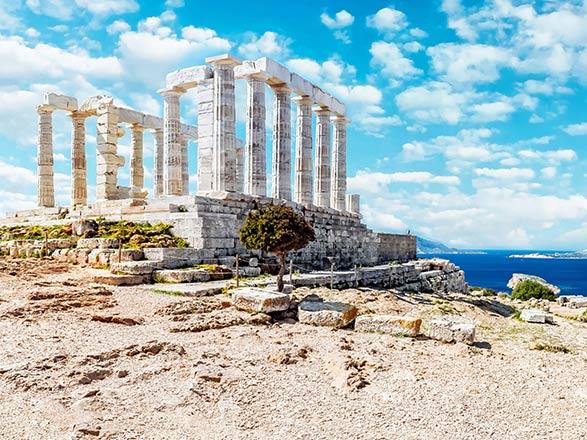 Croisière Grèce & Égypte antiques