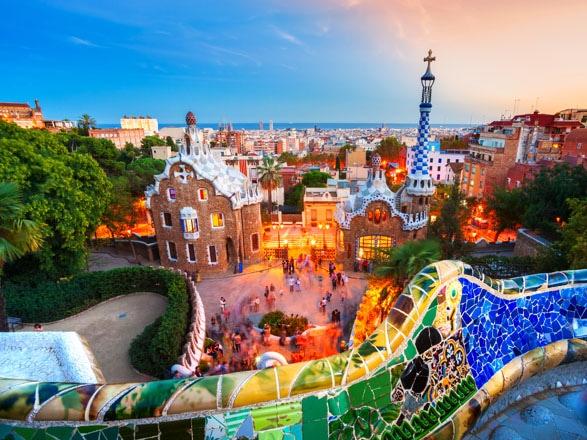 Croisière Barcelone/Southampton : Majorque, Malaga, Gibraltar, Lisbonne