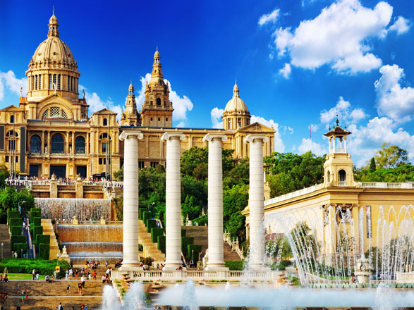 Croisière Barcelone(Espagne)
