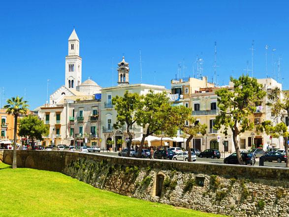 Croisière Bari(Italie)