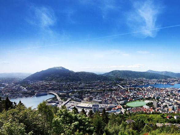 Croisière Les plus beaux fjords de Bergen à Kirkenes