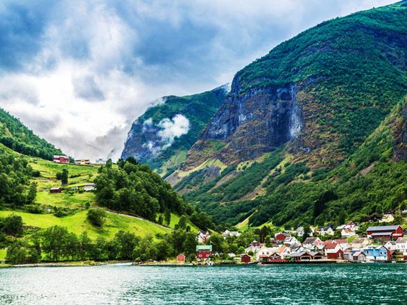 Croisière Bergen(Norvège)