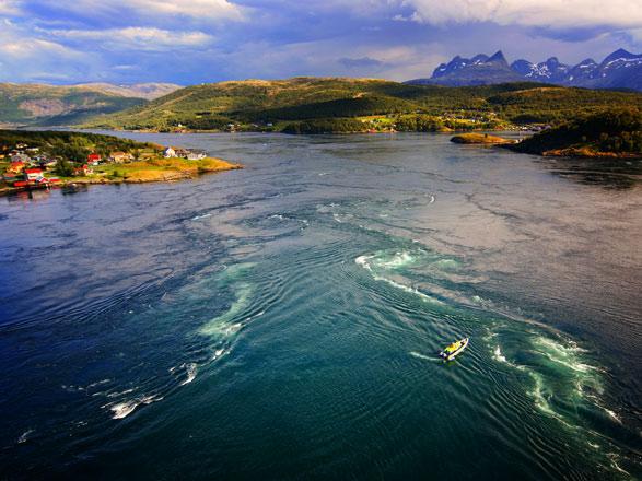Croisière Bodo(Norvège)