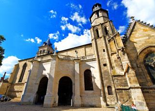 Croisière escale à Bordeaux (France)