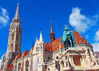 Croisière Le Danube, Budapest, la péninsule balkanique et le Delta (BUE_PP)