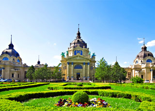 Croisière Budapest(Hongrie)