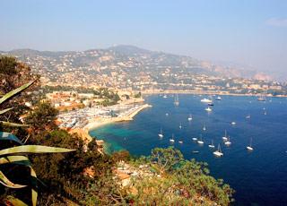 Croisière escale à Cannes (France)