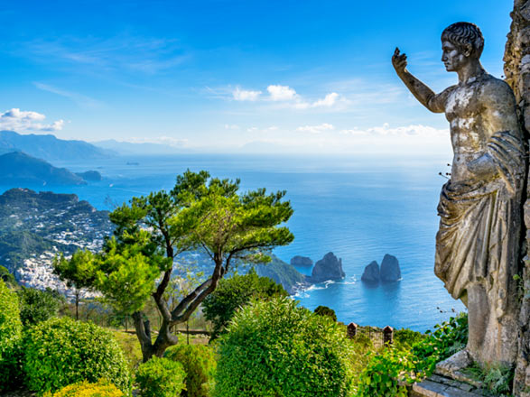 Croisière Capri