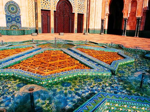 Croisière Casablanca(Maroc)