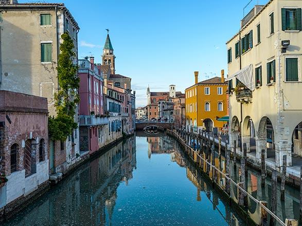 Croisière Chioggia(Italie)