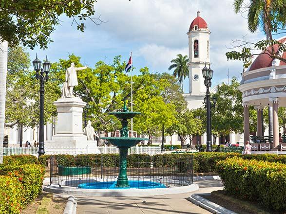 Croisière Cienfuegos(Cuba)