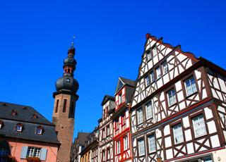 Croisière escale à Cochem (Allemagne)