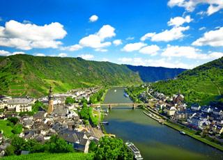 Croisière 2 fleuves, la magie de la Moselle et la vallée du Rhin romantique (TAN_PP)