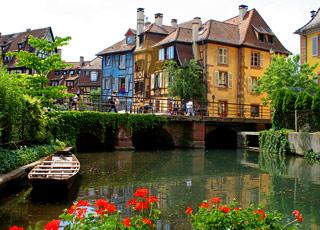 Croisière Colmar(France)