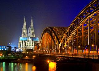 Croisière escale à Cologne (Allemagne)