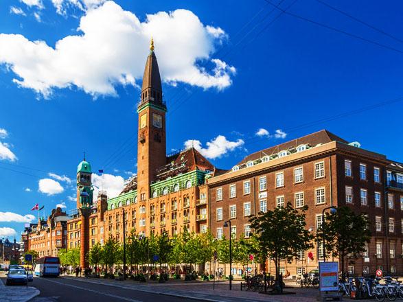 Croisière Copenhague(Danemark)