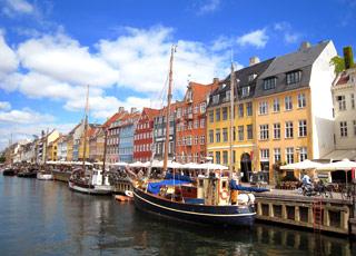 Croisière Copenhague