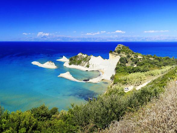 Croisière Corfou(Grèce)