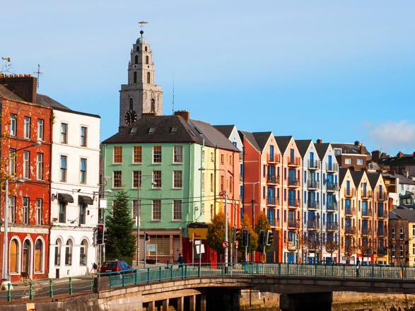 Croisière Cork(Irlande)