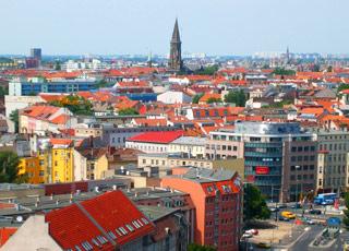 Croisière escale à Düsseldorf (Allemagne)