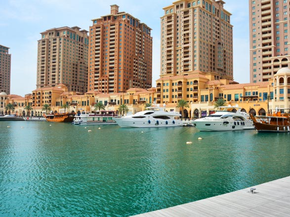 Croisière Doha