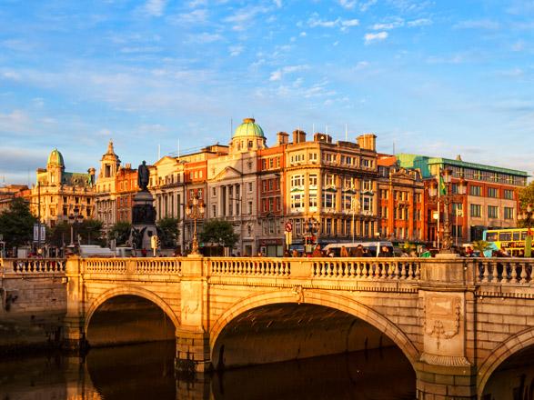 Croisière Dublin(Irlande)
