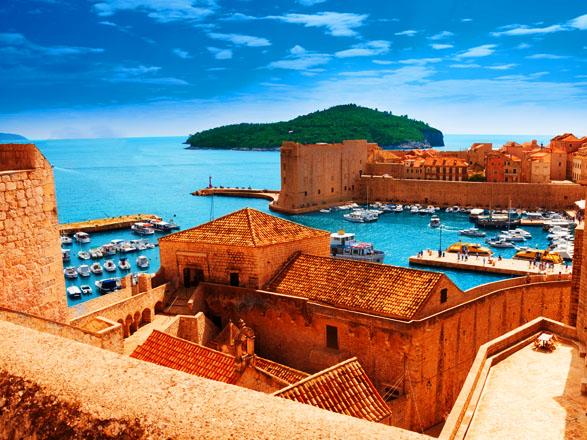 Croisière Dubrovnik(Croatie)