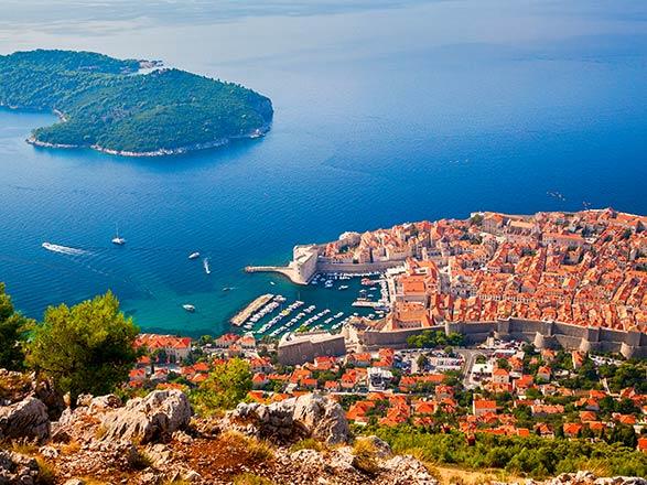Croisière Dubrovnik