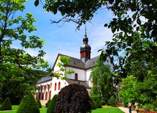 Croisière Eberbach(Allemagne)