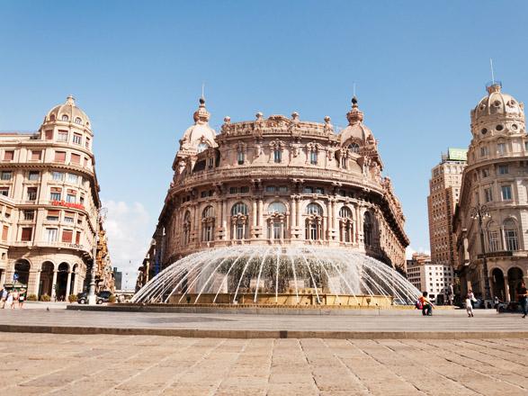 Croisière Italie & France : Gênes, Civitavecchia, Ajaccio, Marseille