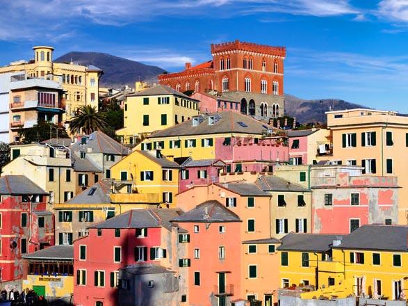 Croisière Gênes