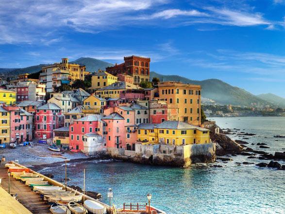 Italie, Espagne, France