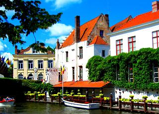 Croisière Gand(Belgique)