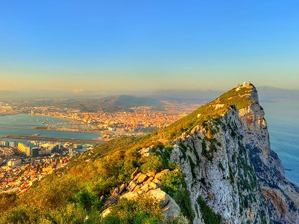 Croisière Gibraltar