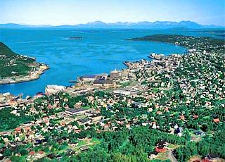 Croisière Harstad
