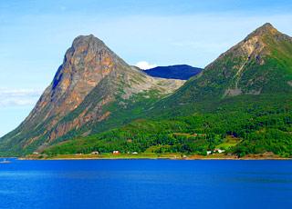 Croisière Harstad(Norvège)