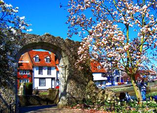 Croisière Harwich(Royaume-uni)