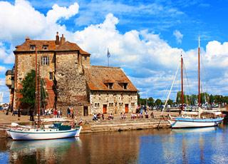 Croisière Honfleur(France)
